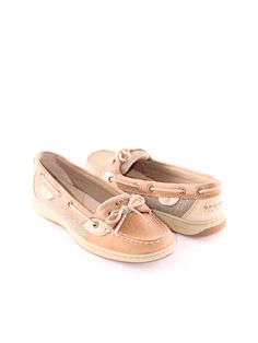 Sperry Women's Angelfish Linen Top-Sider. A great brand of shoe. easy and so comfortable to wear. extremely comfotable