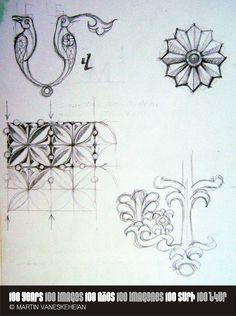 ENG | Pencil on paper | 17 x 14 cm  ESP | Lápiz sobre papel | 17 x 14 cm ՀԱՅ | Թուղթ, մատիտ | 17 x 14 սմ