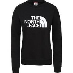 The North Face W Drew Peak Crew Damen Pullover schwarz S The.- The North Face W Drew Peak Crew Damen Pullover schwarz S The North Face - Nike Pullover, Fleece Pullover, Skull Tatto, Neck Tatto, Casual Styles, The North Face, Fashion Weeks, Black Sweaters, Sweaters For Women