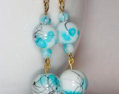 long handmade earrings - Căutare Google