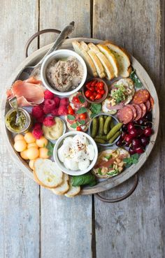Charcuterie Party Board - The Gourmet RD