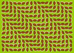 Movimiento aparente (Imagen de Internet) : Ilusión de movimiento producido por cambios en diferentes dimensiones del estímulo visual.
