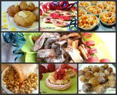 Dolci di carnevale raccolta Una piccola raccolta di dolci di carnevale, soprattutto di fritti, perchè si sa a carnevale ogni fritto vale!!! ;-) A carnevale