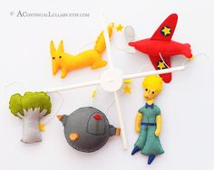 Story Mobile-The Little Prince No.2. $99.00, via Etsy.
