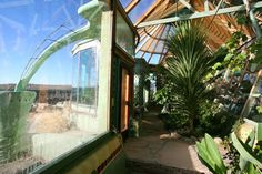 All I can say is wow -- I'm so excited about building an 'earth ship' -- :)     Phoenix inside/out by Earthship Kirsten, via Flickr