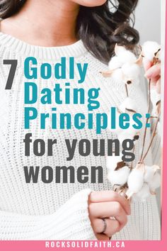 Learn how to let God guide your relationship. Read about the 7 Godly dating principles to practice in your relationships. Christian Dating Quotes, Christian Relationships, Christian Devotions, Christian Marriage, Happy Relationships, Christian Singles, Christian College, Christian Women, Christian Living