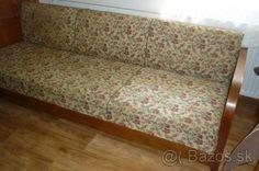 predam rozkladaci mohutný gauč a dve kresla a stolik - 1 Sofa, Couch, Bed, Furniture, Home Decor, Settee, Settee, Decoration Home, Stream Bed