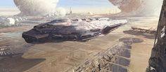 Art by #JuanPabloRoldan. #sciencefiction #scifi
