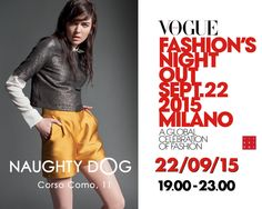 Are you ready for Milan #VFNO15? Save the date and be there!
