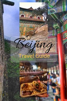 Two days are not nearly enough in Beijing. Here are our recommendations for the top four things to do and you just can't miss while visiting. Of course The Great Wall will be on your bucket list! http://togetherinthailand.com/beijing-2-day-itinerary-best-things-to-do/