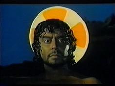 Carmelo Bene regista e proagonista del film Salomè (1973)