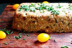 Rolo de arroz com frango ~ Cozinha Divinal