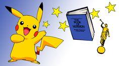 5 Princípios do Evangelho que podemos aprender com Pokémon! Leia em: http://mormonsud.net/brincadeirinha/principios-do-evangelho-em-pokemon/