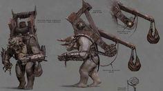 Weta Workshop The Hobbit: The Battle of the Five Armies Behind the ScenesComputer Graphics & Digital Art Community for Artist: Job, Tutorial, Art, Concept Art, Portfolio