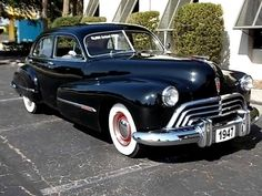 1947 Oldsmobile 98 Sedan for the collection 1947 Oldsmobile 98 Sedan for the collection Vintage Cars, Antique Cars, Vintage Auto, General Motors, Jaguar, Hot Rods, Automobile, Cool Old Cars, Gm Car