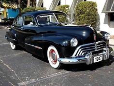 1947 Oldsmobile 98 Sedan