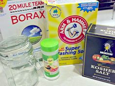 Make your own homemade dishwasher detergent   Offbeat Home