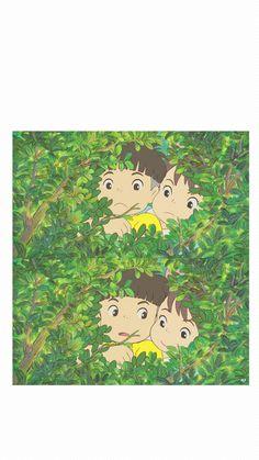지브리 배경화면, 벼랑위의 포뇨 핸드폰 배경화면 : 네이버 블로그 Scenery Wallpaper, Wallpaper Backgrounds, Iphone Wallpaper, Aesthetic Art, Aesthetic Anime, Studio Ghibli Art, Ghibli Movies, Hayao Miyazaki, Cartoon Wallpaper