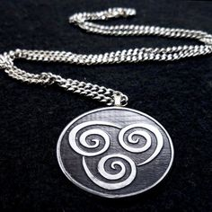 Avatar Air Bender Necklace by boxinghobo on Etsy, $25.00