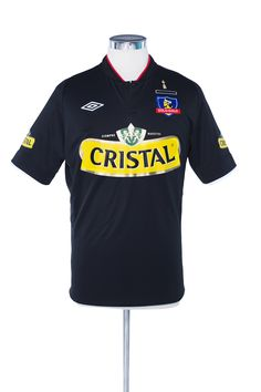 5168291f6c Camiseta Colo Colo 2013 Away Jersey
