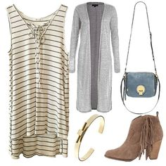 Stylish and casual~ One of our top best sellers~ ✔check out our Lace Up Striped Tunic in Off White and Modernist Bar Cuff @classicpaperdoll ~ pair it with a long comfy duster | fringe booties | cross bag | ~ #outfit #ootd #classicpaperdoll #cpdfave #cpd #fashionaddict #fashion #igdaily #instagood #instasize #instalove #followforfollow #like4like #인스타스타일 #인스타그램 #옷스타그램 #데일리 #일상