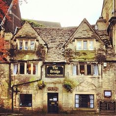 The Bridge Tea Rooms, Bradford-on-Avon | 21 Absolutely Charming Tea Rooms You Have To Visit Before You Die