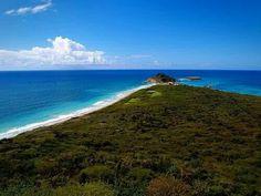 "Natural Reserve "" Caja de Muertos"" Ponce Puerto Rico"