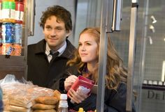 Luke Brandon (Hugh Dancy) and Rebecca Bloomwood (Isla Fisher) ~ Confessions of a Shopaholic (2009) ~ Movie Stills