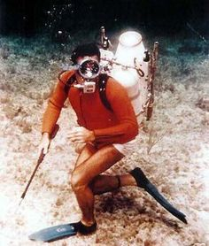 James Bond's Thunderball had quite a bit of Scuba Diving action.