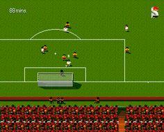 Sensible World of Soccer (Commodore Amiga)