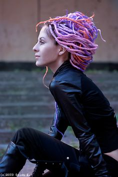 beautiful dreadlocks