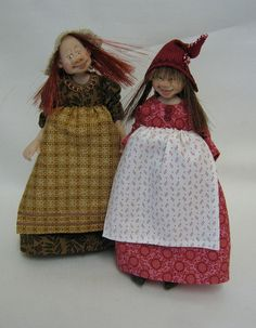12th scale Character/Doll ~ The Mischievous Pair | Flickr - Photo Sharing!