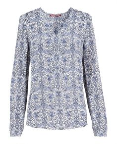 Printed top | Tunics and shirts | Comptoir des Cotonniers