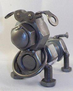 scrap metal into art Welding Art Projects, Metal Art Projects, Metal Crafts, Metal Sculpture Artists, Steel Sculpture, Recycled Metal Art, Scrap Metal Art, Miller Welding Helmet, Metal Welding