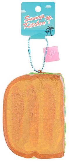 Squishy Sandwich Toastbrot Sunnys Kitchen