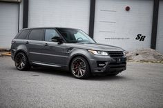 Range Rover Sport PUR LX15 | Flickr - Photo Sharing!