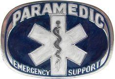 Paramedic Belt Buckle