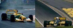 Coys subasta un Fórmula 1 Benetton de 1991 Ex-Michael Schumacher y un Minardi de 1986