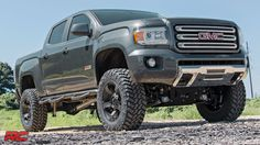2015-2016 GMC Canyon 6-inch Suspension Lift Kit by Rough Country