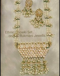 Ethnic Chowki Kundan set...only @Rukmani Jewells For more details or enquiry please call or whats app on 91-9327027130 or e-mail : rukmani36@hotmail.com #meenakari #bikaneri #jewellery #jewelry #statementnecklace #fine #high #highsociety #classic #beadedjewelry #indianbrides #traditional #indiantraditional #red #royal #heritage #rajasthani #kundan #aadh by rkjewelsrukmani
