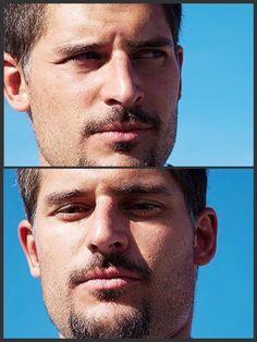 Close ups of Joe