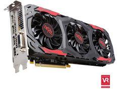 PowerColor RED DEVIL Radeon RX 480 DirectX 12 AXRX 480 8GBD5-3DHV2/OC 8GB Video Card $230AR@Newegg