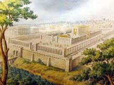 The ancient Hebrew Temple Mount of Jerusalem is 37 acres and the Temple itself was 207 feet tall. To compare, the Dome of the Rock is 67 feet tall.    The Temple symbolized Jewish sovereignty over Jerusalem and the Land of Israel.