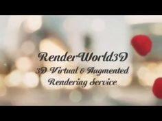Virtual & Augmented Reality Rendering Services - 3D Rendering Services - YouTube