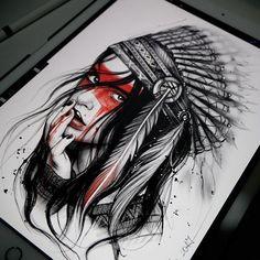Sketch Tattoo Design, Tattoo Sketches, Tattoo Drawings, Body Art Tattoos, Sleeve Tattoos, Tattoo Designs, Native American Tattoos, Native Tattoos, Celtic Tattoos