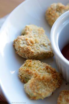 Weelicious Veggie Nuggets, Gluten-free!