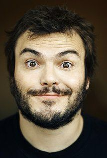 Actor Jack Black has taught himself some French and Spanish. He says that he enjoys watching films in their original language, and that it's helped him work on his accents. Blue Star Family, Haircut Tip, Tenacious D, William Black, Jacob Black, Religion, Celebrity Photography, Black Actors, Hollywood