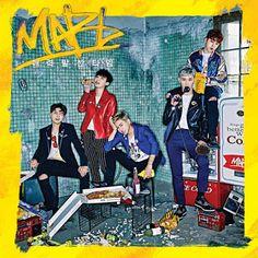 KPOP Music House: MAP6 - 2nd Mini Album