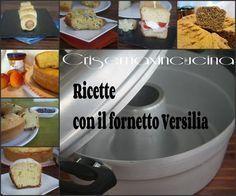 Ricette con il fornetto Versilia, ricette varie