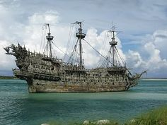 Top 10 Mysterious Ghost Ships and Haunted Stories of the Maritime World